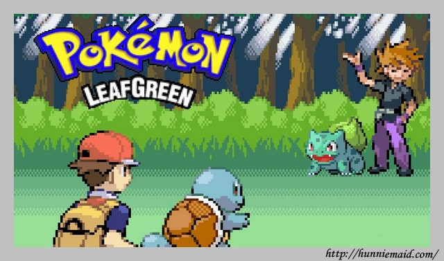 Pokemon Leaf Green Rom Android