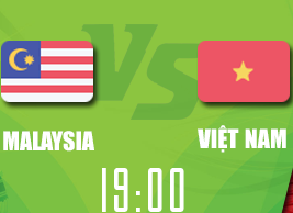 Trực tiếp Malaysia vs Việt Nam AFF CUP Ngày 23/11/2016
