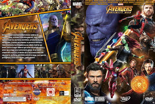 Infinity War - Avengers Infinity War - Los Vengadores