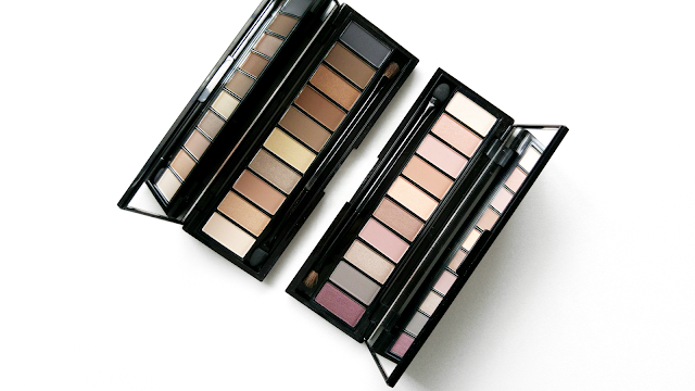 L'Oreal Color Riche Palettes in Beige and Rose