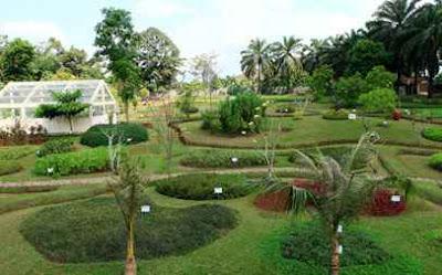 Spot Wisata Taman Djamoe Indonesia
