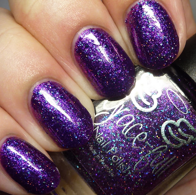 Grace-full Nail Polish I'm Smad