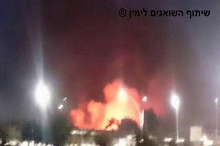 Pangkalan Militer Suriah Diserang Dan Di Bombardir Pesawat Tempur Israel - Commando