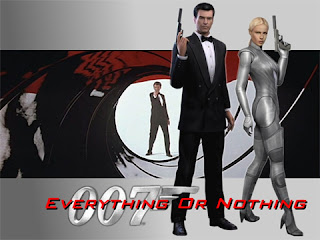 Cheat 007 James Bond: Everything Or Nothing PS2 Lengkap