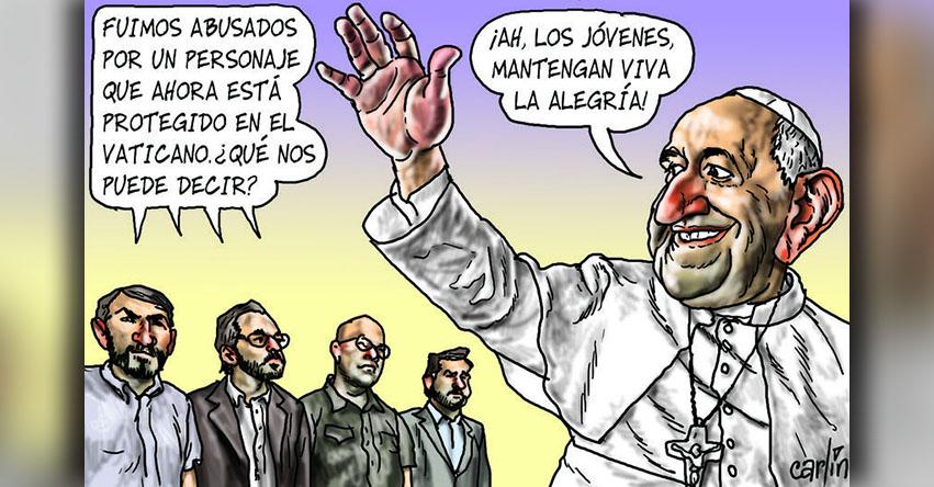Carlincaturas Sábado 9 Setiembre 2017 - La República