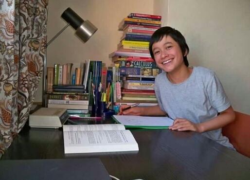 Remaja Islam 14 Tahun Ini Sudahpun Bergelar Pensyarah