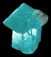auricalcita, mineral tóxico