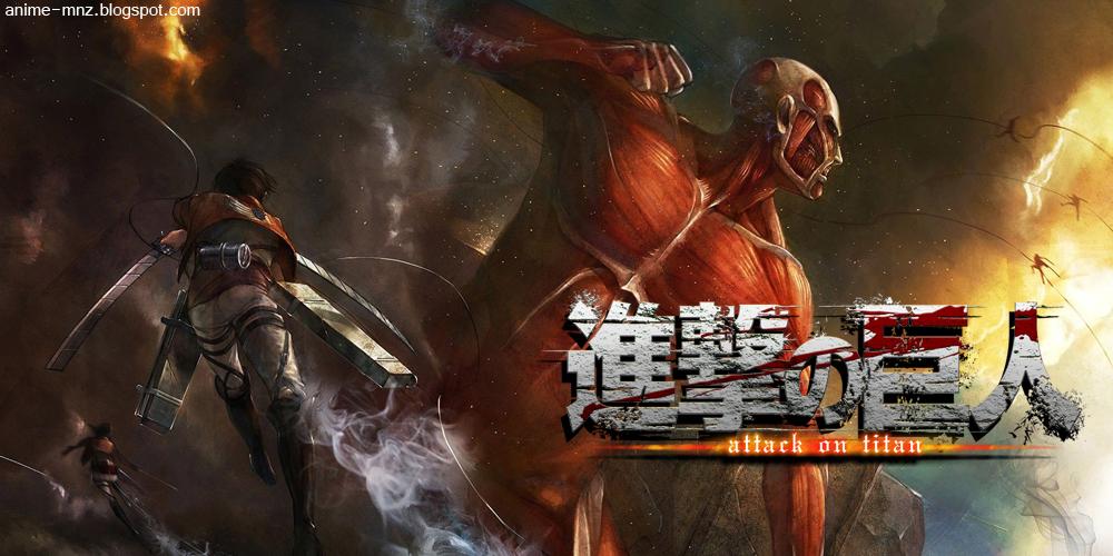 جميع حلقات هجوم العمالقة Shingeki No Kyojin + OVA مترجم  تحميل + مشاهدة اون لاين