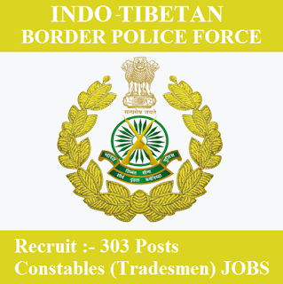 Indo-Tibetan Border Police Force, ITBP, Force, ITBP Answer Key, Answer Key, itbp logo