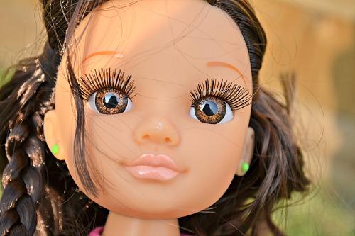 Nancy hair braid doll review