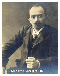 Milorad M. Petrovic Seljancica