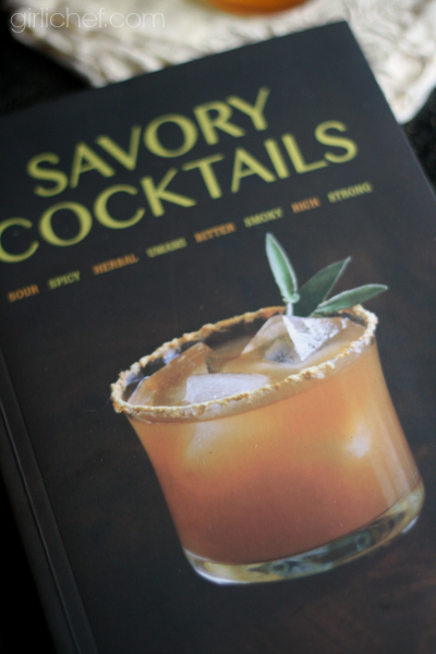 Savory Cocktails by Greg Henry