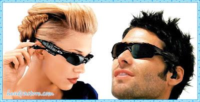 Jual Kacamata Mp3 Murah - Bisa Telepon/ Bluetooth Keren