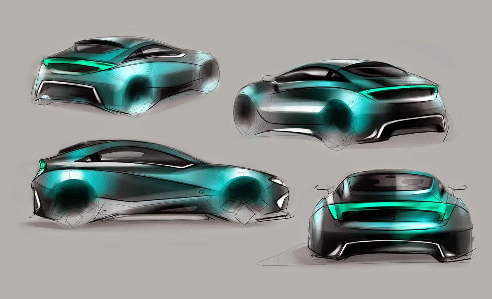 Review Car Design Tutorials Editions 1 2 3 4 Cardesignpro