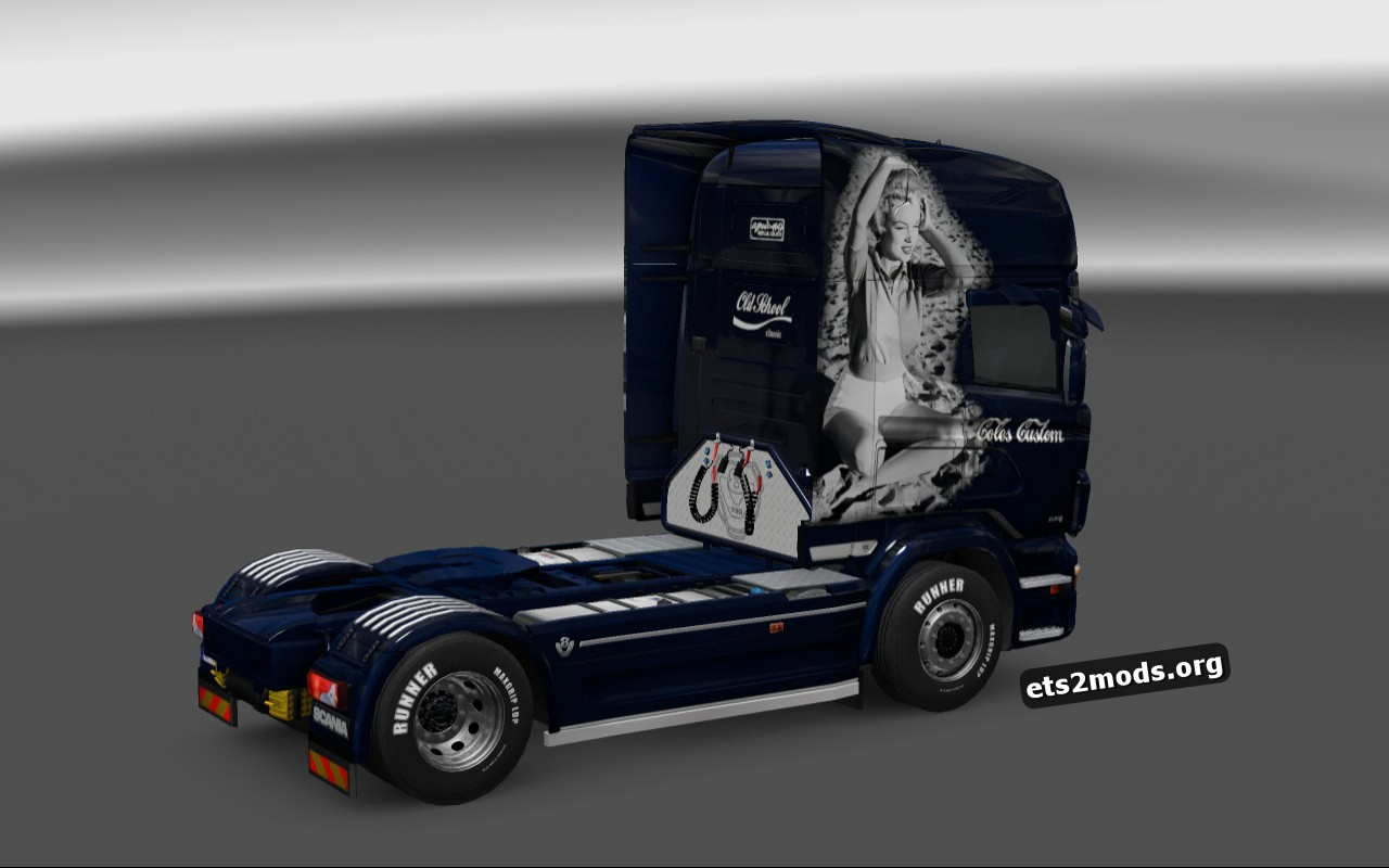 Skin Pack for Scania RJL by speedy143