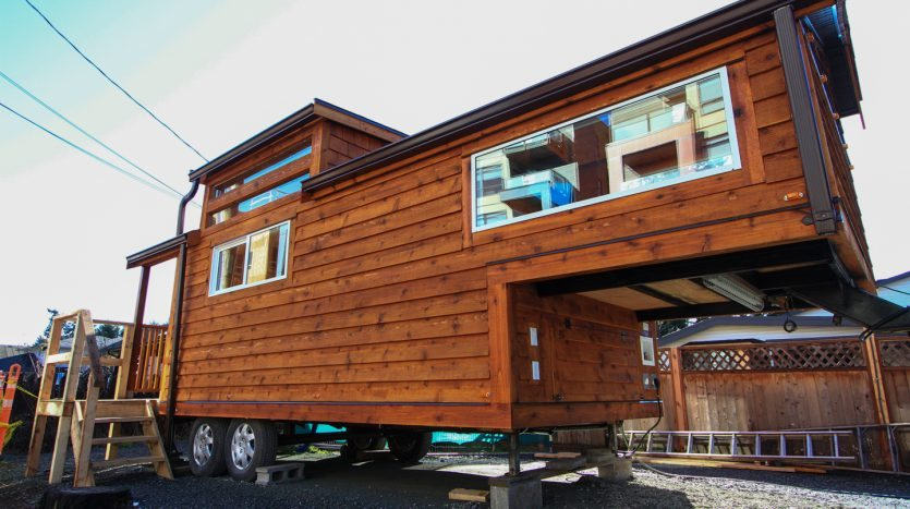 Tiny House Town 5th Wheel Tiny Home For Sale In Victoria