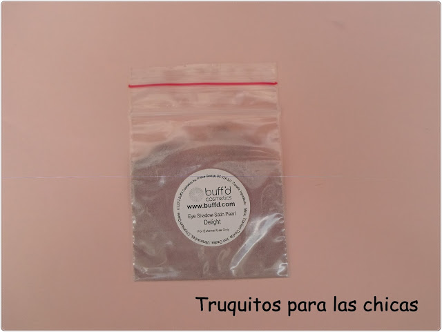 Buff´d Cosmetics pigmento