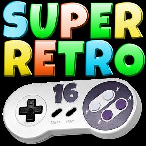 SuperRetro16 (SNES Emulator)