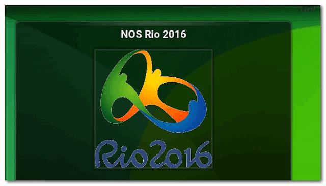 NOS Rio 2016 Olympic Games
