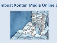 Diskusi media online bersama AJI Semarang