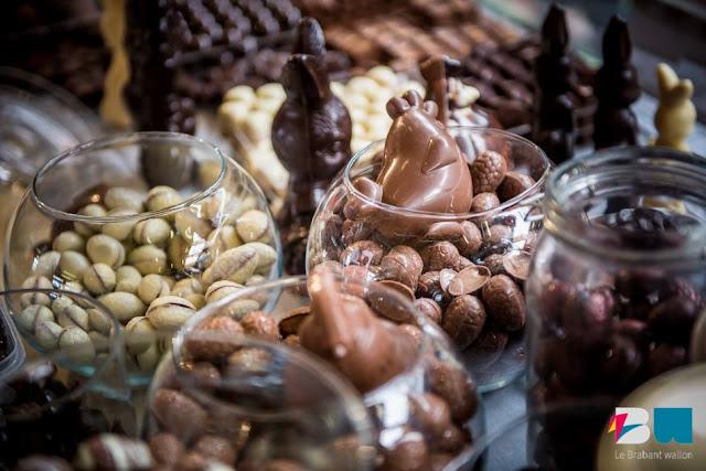 Marché du chocolat du Brabant wallon 2017