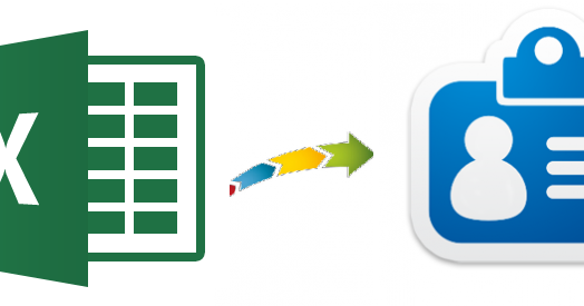 Convert Excel Contacts to vCard File Format – Best Solution