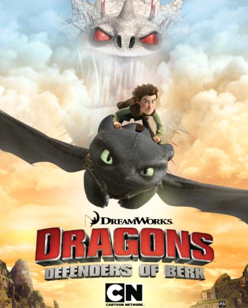 dragon cavalier de beurk saison 3