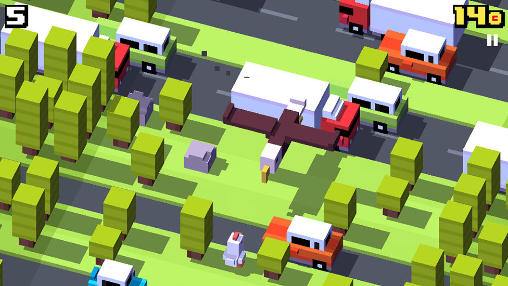 Crossy Road Apk Android