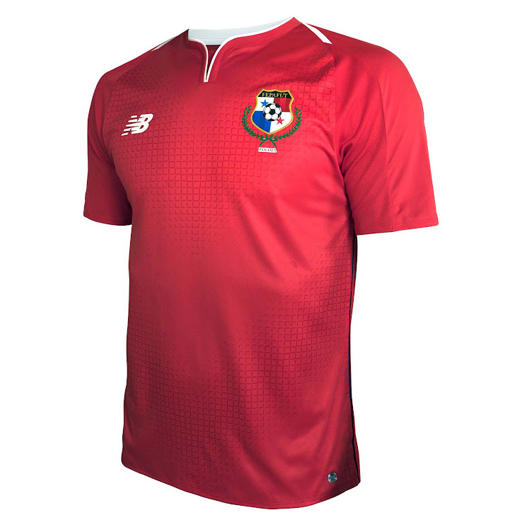 sneakers for cheap d0e46 070b8 Panama 2018 World Cup Home & Away Kits Released - Footy ...