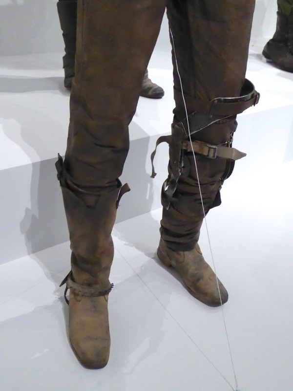 Mad Max Fury Road costume boots