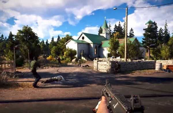 Spesifikasi game Far Cry 5 di PC