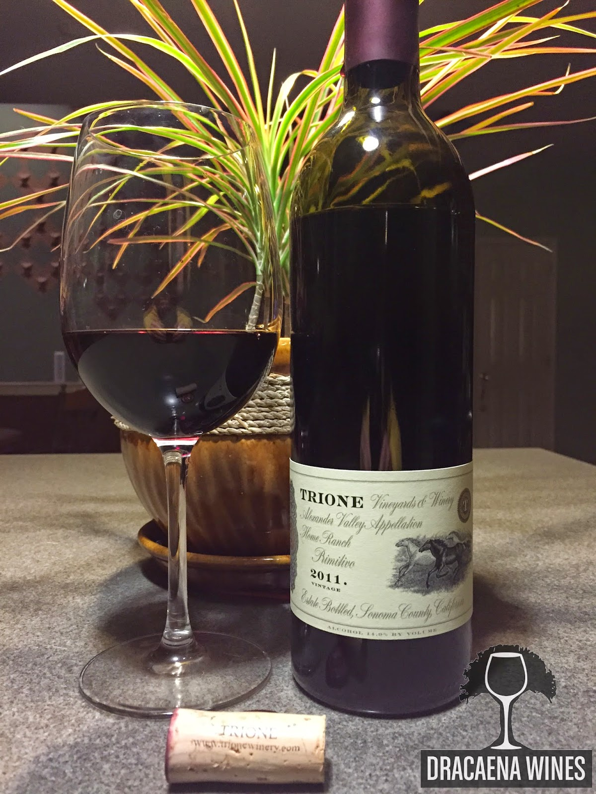 Sonoma, Dracaena wines