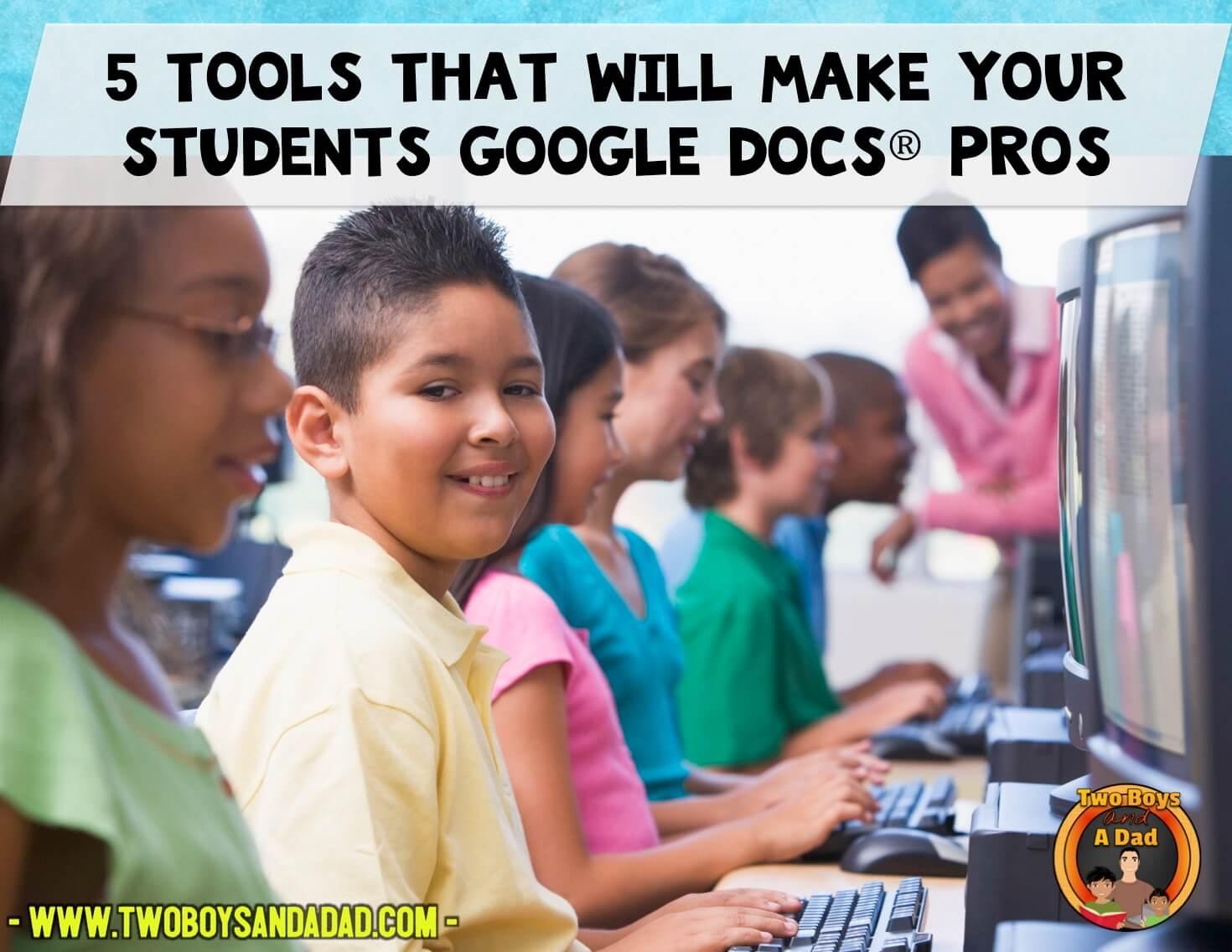 Using Google Docs Tools as a Pro