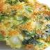 Receta de Tortitas de brócoli.