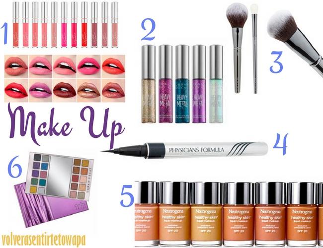 Descuentos del Black Friday en Maquillaje