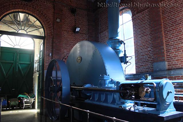 Four Historic Boat Lifts Hainaut Belgium UNESCO