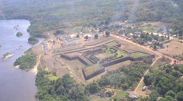 Brasil começa em Rondônia