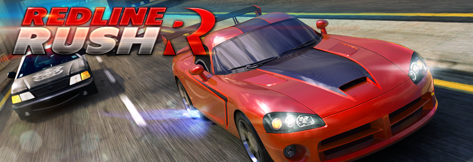 Download Game Redline Rush via Google Play Store