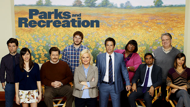 Quiz: Throw Back Thursday - Parks and Recreation