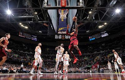Cedi Osman - Cleveland Cavaliers - Atlanta Hawks