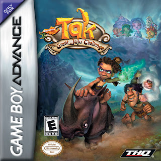 Rom de Tak: The Great Juju Challenge - GBA - PT-BR - Download