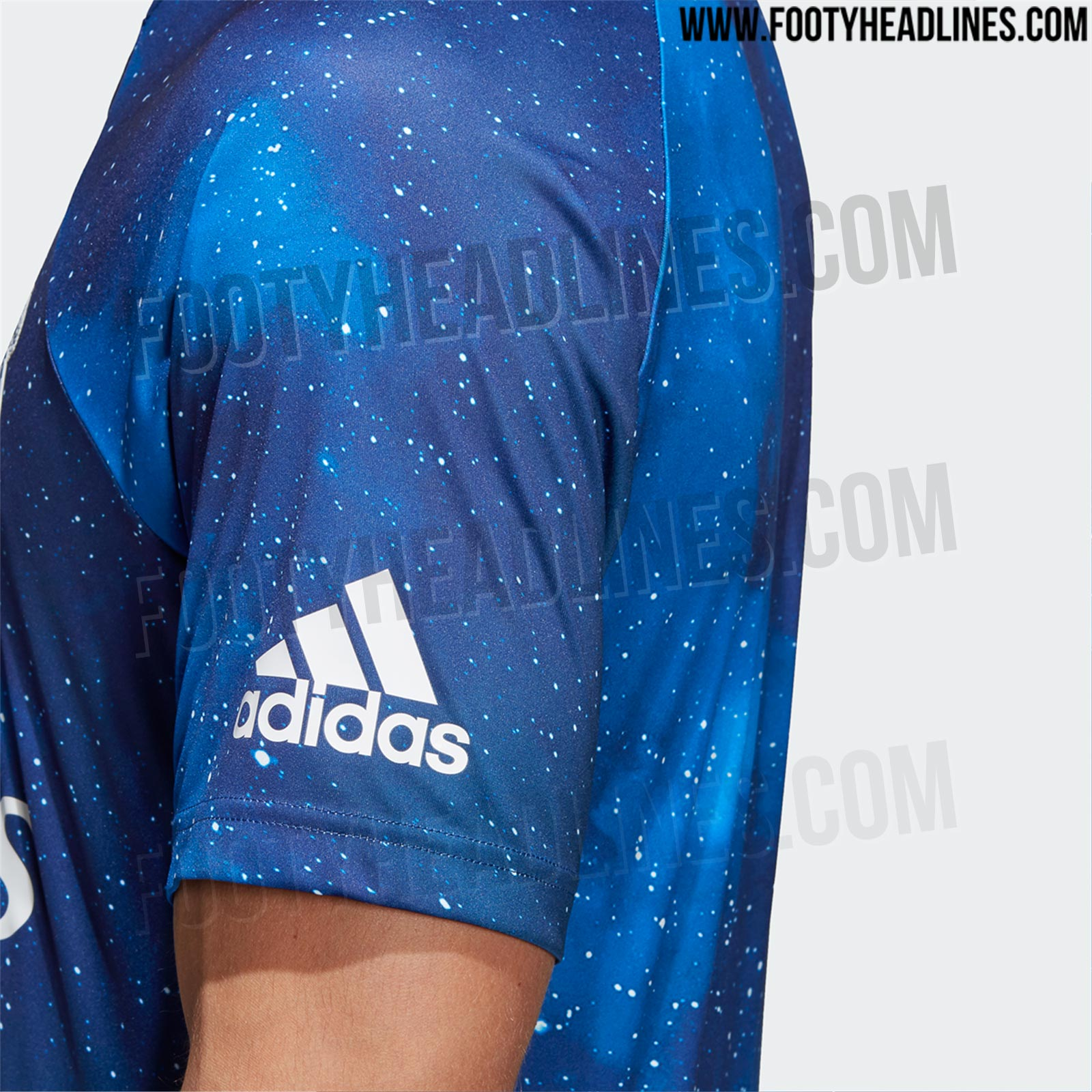 cd61a0b071d ... the Adidas EA Sports Real Madrid SE kit features an all-over space  graphic on the front to pay homage to the club s nickname