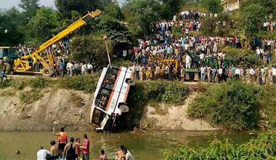 bus accident, Himachal Pradesh, bus mishap in Himachal, Himachal News