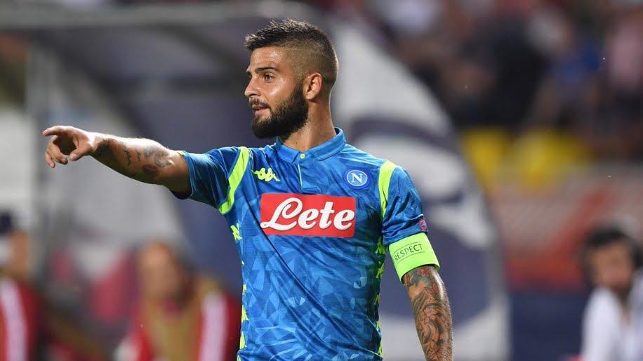 Champions League: Stella Rossa-Napoli finisce senza gol, traversa di Insigne.