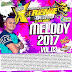 CD (MIXADO) XTREME SOUND - MELODY 2017 VOL:03