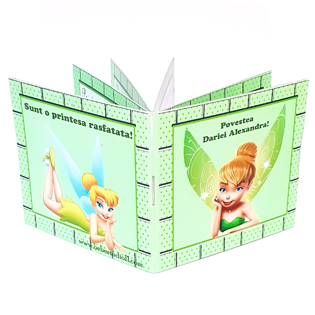 Marturie Botez unicat Tinkerbell 1