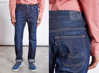 pantalon vaquero azul para hombre de la marca Chevignon