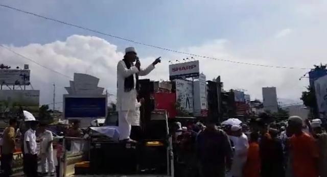 Solidaritas Muslim Lampung Kecam Statemen Ishomuddin Pada Sidang Ahok