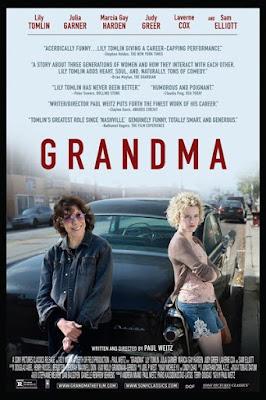 Grandma (2015) แกรนมา