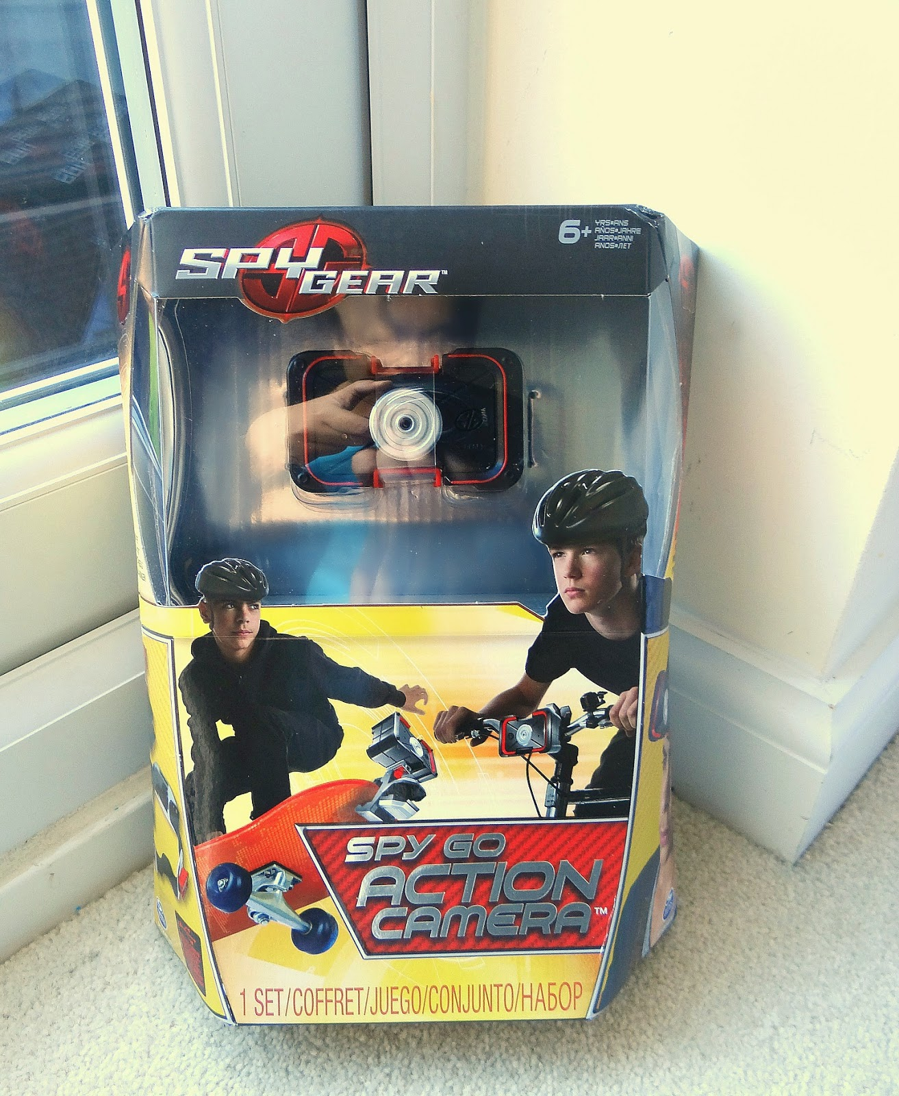 Spy Gear Spy Go Action Camera | This Is Life